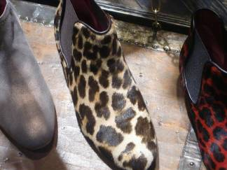 Leopard shoes 2012