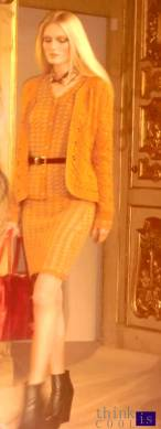 orange style