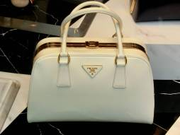 Chic Prada bag