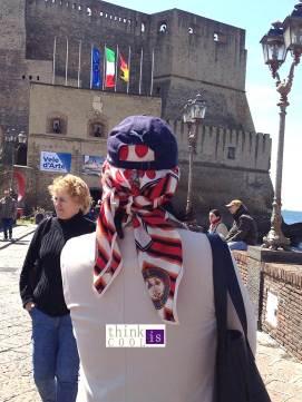 foulard in the wind