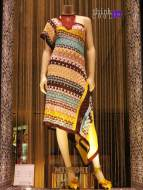 Missoni colors and stripes