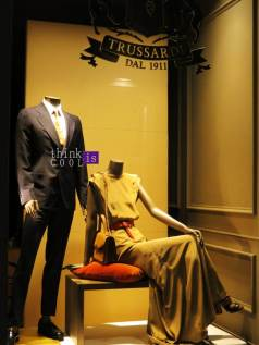 Trussardi - long dress