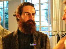 ETRO_Backstage SS13_Intellectual green