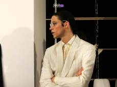 ETRO Man collection_Backstage FSS13_white gold