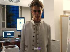 ETRO_Backstage SS13_white model