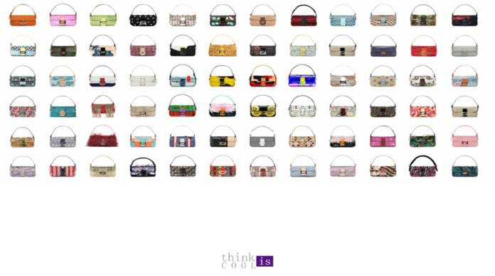Fendi Baguettes overview