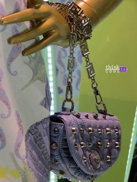 Versace little flower bag
