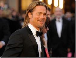 Brad Pitt for Chanel N5