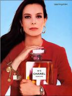 Carole Bouquet Chanel N5