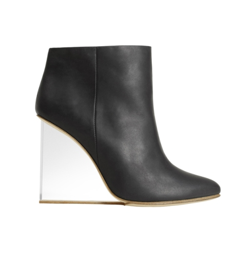 ankle black boots 249 €
