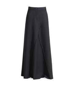 Long black skirt 79,95€
