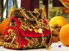 Velvet gold - Dolce & Gabbana